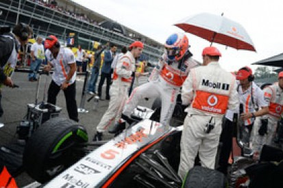 Italian GP: Jenson Button says gear error hampered McLaren at Monza