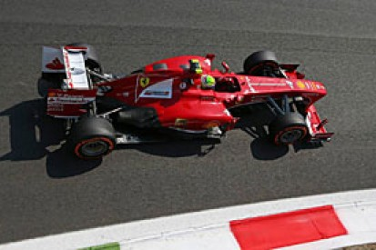 Italian GP: Massa has pre-race engine change