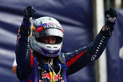 Italian GP: Sebastian Vettel takes commanding Monza win