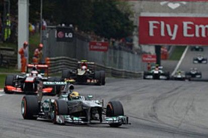 Italian GP: Lewis Hamilton says 2013 Formula 1 title hopes now over