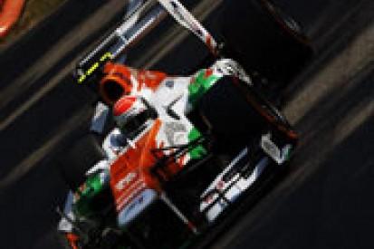 Italian GP: final grid line-up