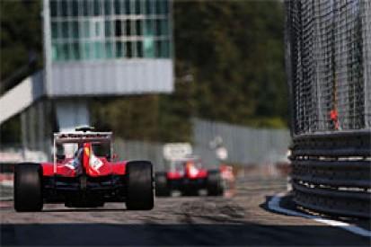 Italian GP: Felipe Massa defends effort to help Fernando Alonso