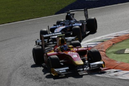Monza GP2: Fabio Leimer denies Sam Bird win and takes points lead