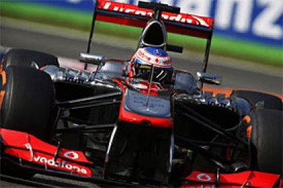 Italian GP: Jenson Button regrets McLaren running in Q3 at Monza