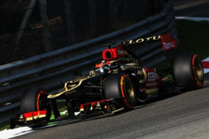 Italian GP: Lotus shelves long-wheelbase car for Monza weekend