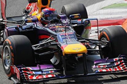 Italian GP: Vettel keeps Red Bull on top in FP3