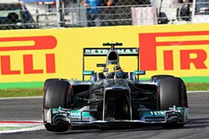 Italian GP: Lewis Hamilton says he drove like an 'idiot'
