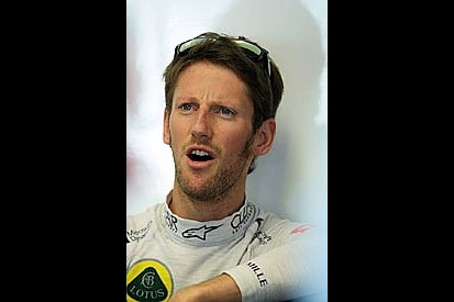 Italian GP: Grosjean says Red Bull uncatchable