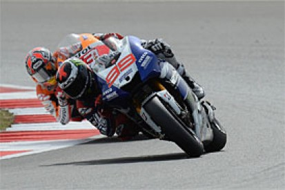 Cal Crutchlow says Jorge Lorenzo is in a class apart in MotoGP