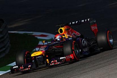 Italian GP: Webber says Vettel's rapid lap was a one-off