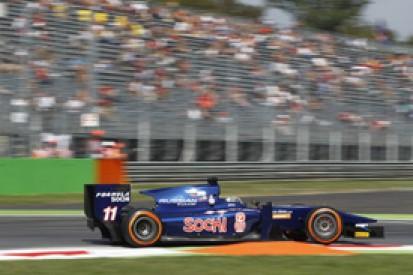 Monza GP2: Sam Bird closes points gap by denying Fabio Leimer pole