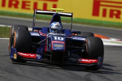 Monza GP2: Jolyon Palmer fastest in practice