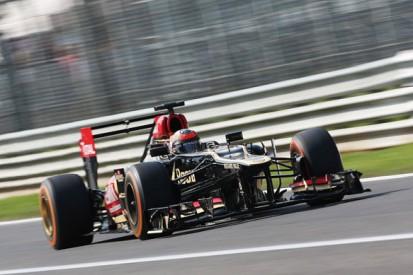 Analysis: long-wheelbase Lotus F1 car hits track at Monza
