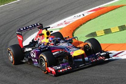 Italian GP: Vettel flies in second Monza practice