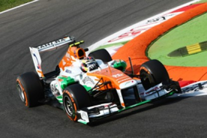 Italian GP: James Calado ecstatic after Force India practice debut