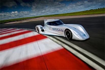 Nissan ZEOD electric racer to make track debut at Fuji