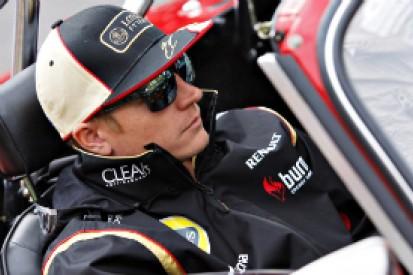 Kimi Raikkonen's F1 future waiting on assurances from Lotus