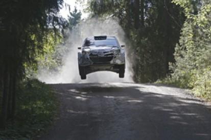 Hyundai buoyed by latest tests of 2014 World Rally Car