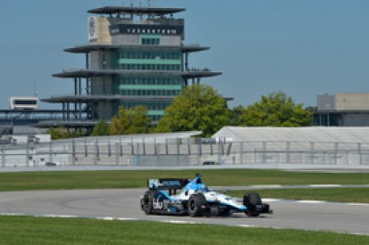 Indianapolis road course has IndyCar potential says Rahal after test