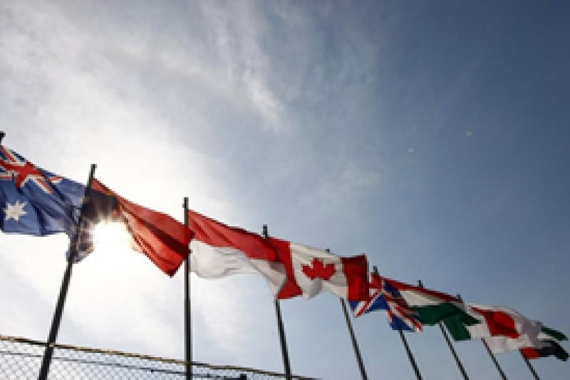 Mexico on 21-race draft 2014 Formula 1 calendar, no New Jersey slot