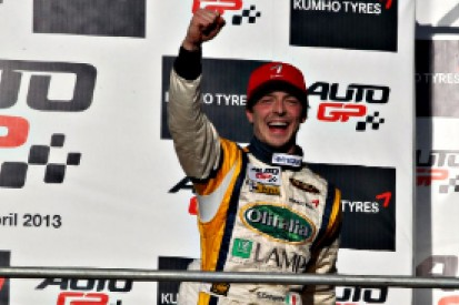 Sergio Campana to race GP2 at Monza for Trident