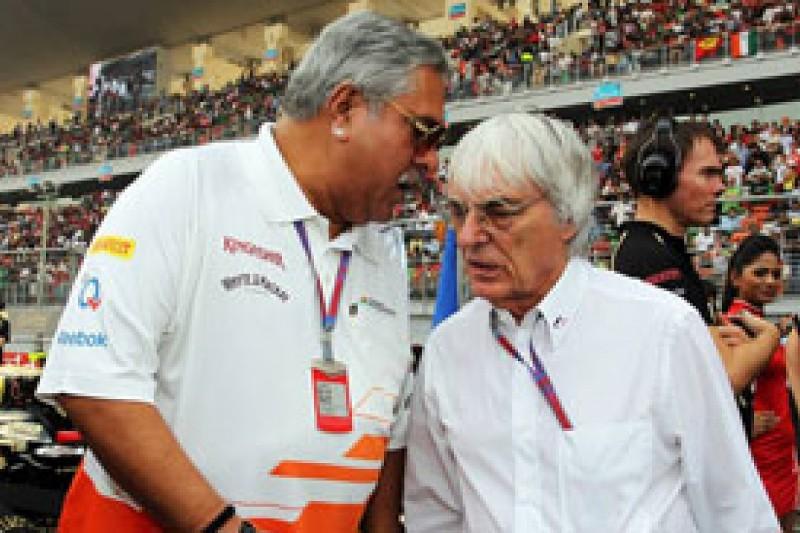 """Vijay Mallya: giving F1 seats to pay drivers sends """"wrong signal"""""""
