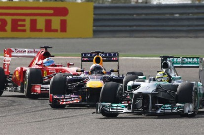 Analysis: how F1's top three teams are juggling 2014 preparations