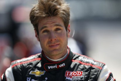 Will Power takes blame for Scott Dixon IndyCar clash at Baltimore