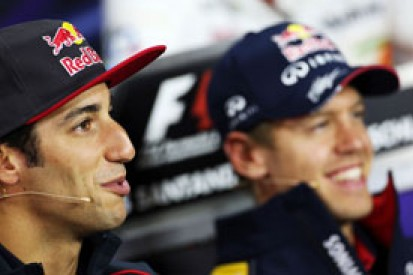 Red Bull confirms Daniel Ricciardo for F1 2014