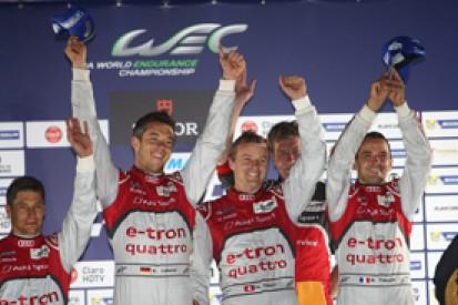 Interlagos WEC: Fassler, Lotterer and Treluyer take win for Audi