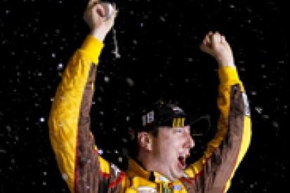 Atlanta NASCAR: Kyle Busch takes victory