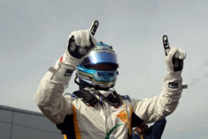 Donington Auto GP: Ghirelli beats Karthikeyan and takes points lead