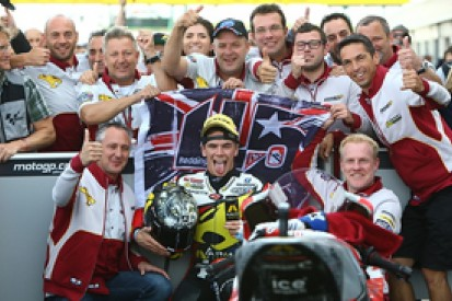 Silverstone Moto2: Scott Redding boosts points lead with home win