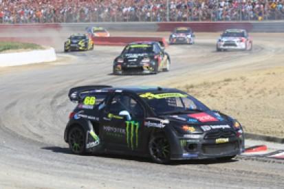 Loheac RX: Bakkured beats Solberg to win, Loeb out in semis