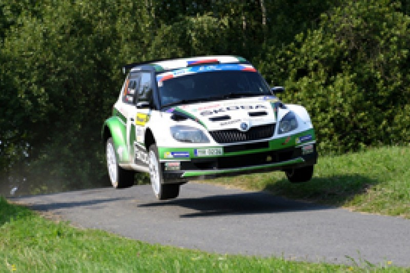 Zlin ERC: Jan Kopecky dominates with clean sweep of stage wins