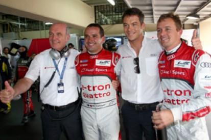 Interlagos WEC: Fassler and Treluyer put Audi on pole in Brazil