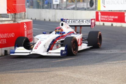 Baltimore Indy Lights: Jack Hawksworth storms to commanding pole
