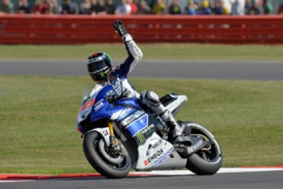 Silverstone MotoGP: Jorge Lorenzo says immediate attack only chance