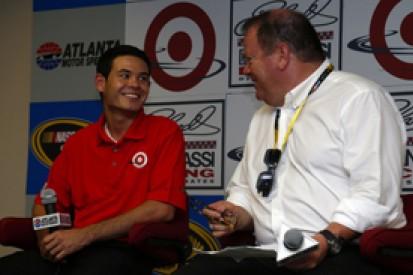 Earnhardt Ganassi picks Kyle Larson for Juan Pablo Montoya's seat