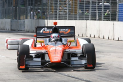 Baltimore IndyCar: Tristan Vautier tops second Friday session
