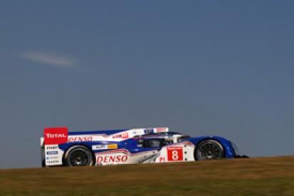 Interlagos WEC: Toyota beats Audi in Brazil Friday practice