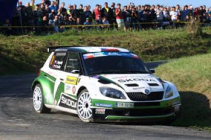 Zlin ERC: Jan Kopecky leads by 18s after unbeaten run of stage wins