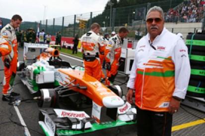 Mallya bullish over Indian Grand Prix future despite 2014 absence