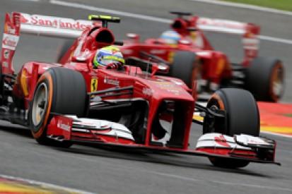 Felipe Massa sure Ferrari now back on track after Belgian GP result