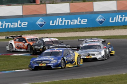 Mercedes: no hurry to decide size of 2014 DTM line-up