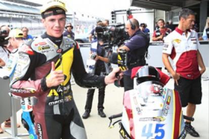 Scott Redding seals Gresini Honda MotoGP seat for 2014