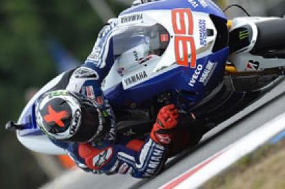 Silverstone MotoGP: Jorge Lorenzo says British GP not win or bust