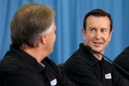 Stewart-Haas has no doubts over 2014 NASCAR signing Kurt Busch