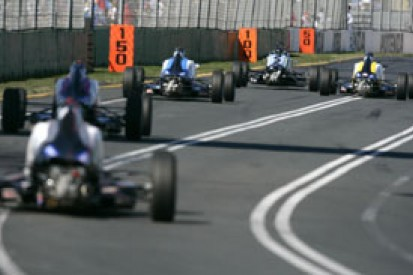 Australia's national Formula Ford championship to cease from 2014