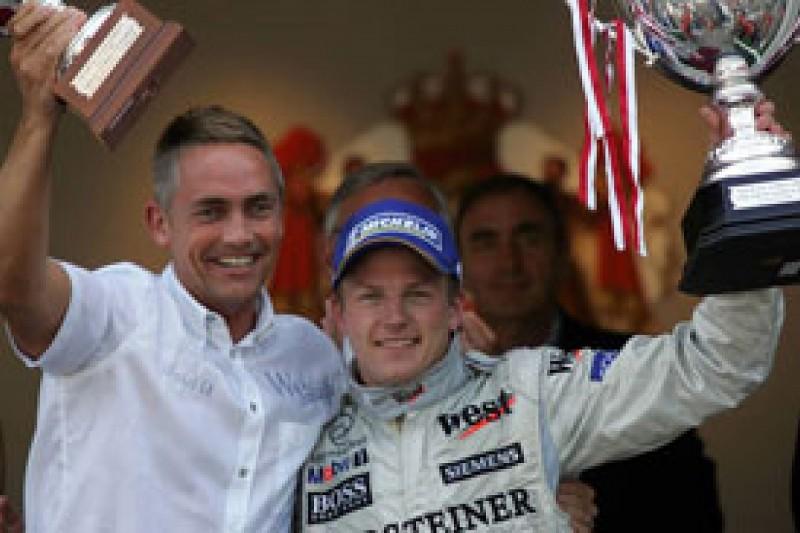 "McLaren: Kimi Raikkonen ""determined"" to leave Lotus for F1 2014"